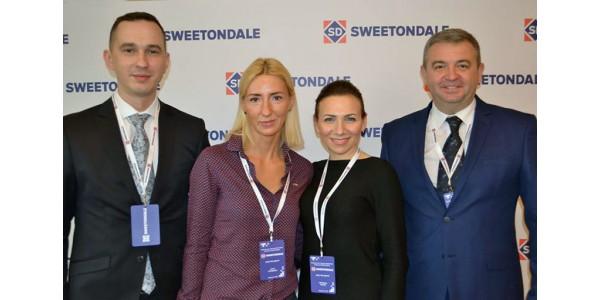 """Компанія """"ТПК"""" розвиває міжнародне співробітництво.  SD Sweetondale в Будапешті."""