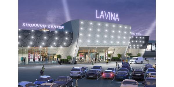 """ТПК поставили 14 800 м2 сендвич-панелей РЦ """"Lavina Mall"""""""