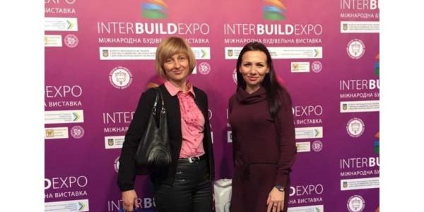 Представники ТПК відвідали виставку Inter Build Expo 2018